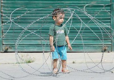 The Children Of Kashmir Conflict