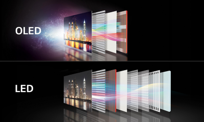 LCD And OLED: Two Changing Faces Of Television