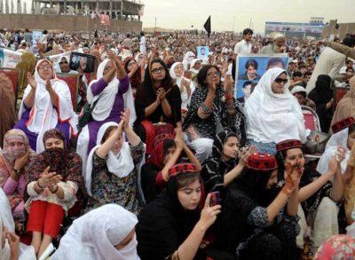 Pashteen Tahafuz Movement: A New Face Of Pakistan's Growing Politician Disorder