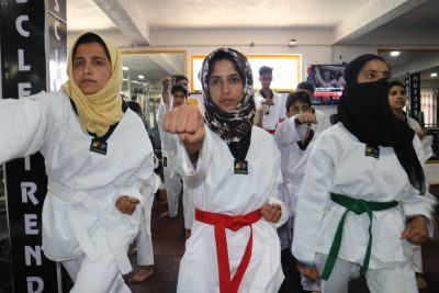 Amid Rising Crimes Against Women, The Girls At A Self Defence Academy