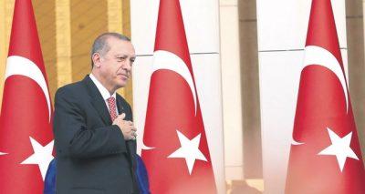 Erdoğan Sworn In As Turkish President With Enhanced Powers