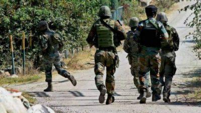 Three Militants killed In Kulgam Gunfight, Clashes Ensue