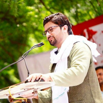 'Kashmir is Ditched By Own Leaders (Sycophants)'