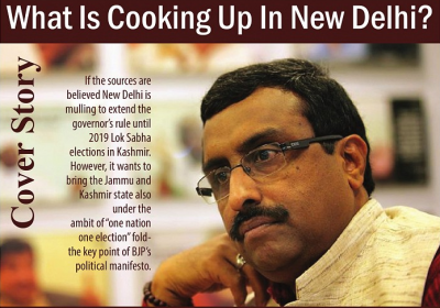 What Is Cooking Up In New Delhi?