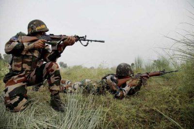 Pakistani Intruder Shot Dead At Heranagar Sector