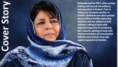 Why Mehbooba Challenges New Delhi?