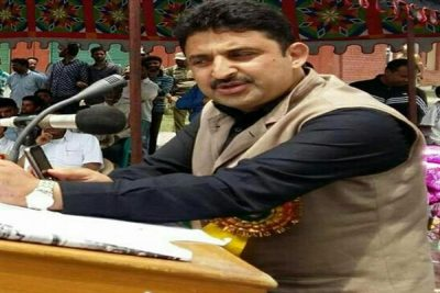 Another Jolt To PDP, Now Yasir Reshi Quits; Suggests Third Front Against Two Family Rule