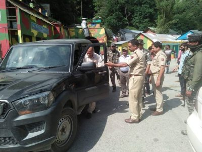 Er. Rasheed Detained And Deported From Banihal: Spokesman