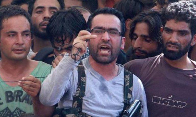 حزب المجاہدین کے اعلیٰ ترین کمانڈرریاض نائکو کی گرفتاری کے لئے بڑاآپریشن