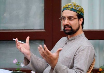 Will Launch Mass Agitation If Sc Gives Adverse Decision On Article 35-A: Mirwaiz
