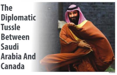 The Diplomatic Tussle Between Saudi Arabia And Canada