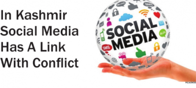 In Kashmir Social Media Has A Link With Conflict