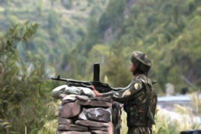 Army Man Killed In Pak Firing In Machil Sector