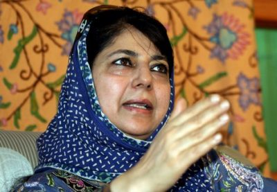 Mehbooba Asks Govt To Ensure Uninterrupted Essential Supplies During Ongoing Muharram Several Delegations Call On PDP Chief In Srinagar