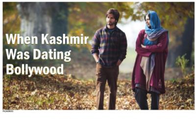 When Kashmir Was Dating Bollywood