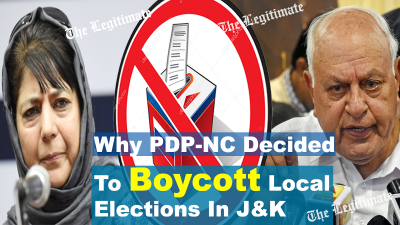 Why Election Boycott Now?