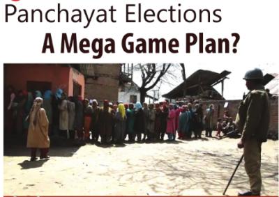 Panchayat Elections: A Mega Game Plan?