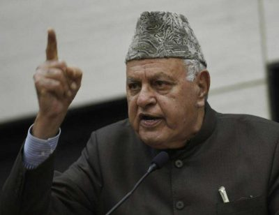 JK People Can't  Go To Pak But Have A Right To Live Peacefully In Independent India: Dr Farooq