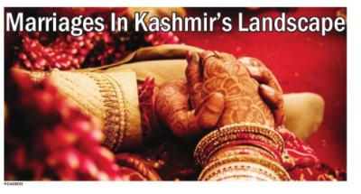 Marriages In Kashmir's Landscape