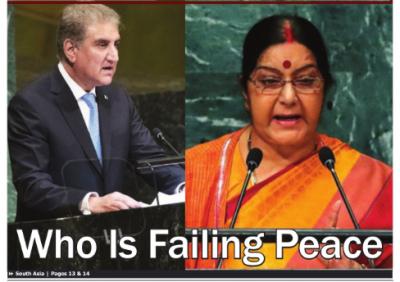 Who Is Failing Peace