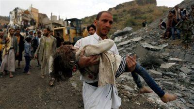 In Yemen It Is A Battle For Hodeidah
