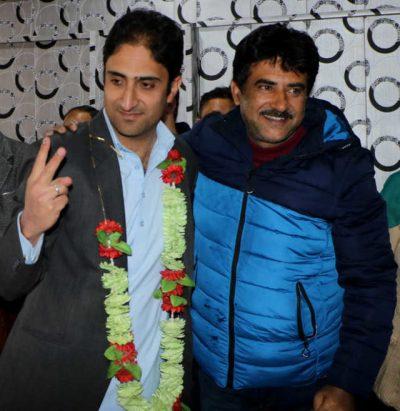'Junaid Mattu BJP Owned Mayor'
