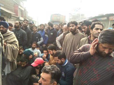 Pattan Traders Demand Shifting Of BMO, Observe Shutdown