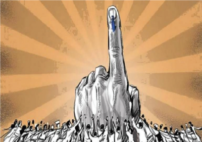 The Grass Root Democracy's Walkover