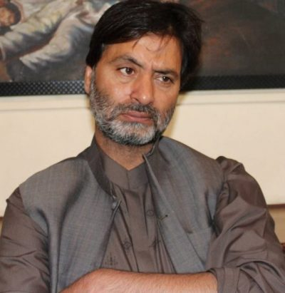 Yasin Malik Arrested In Connection With Panchayat Elections JKLF Remembers Sheikh Hamid And Others