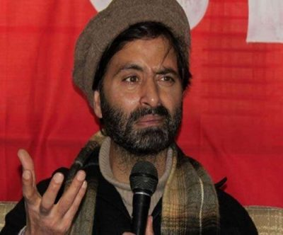JKLF Chief Condemns 'Ongoing Oppression'