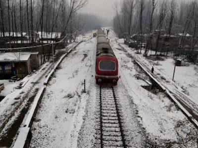 Kupwara Rail Link Is The Need Of Time