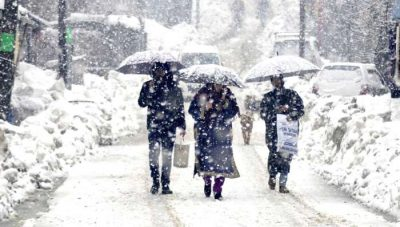 Day Temp Hovers Below Normal As MeT Issues Advisory For Snowfall From Jan 19