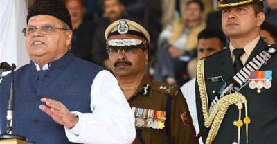 Governor Launches Ayushman Bharat Scheme In JK