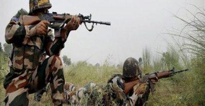 Two Army Men Injured As Indo-Pak Armies Trade Gunfire In Uri