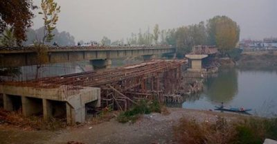 Decade On, Work On Qamarwari Put On Halt, Locals, Shopkeepers Aghast