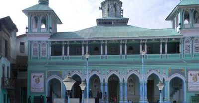 Situation Tense In Bhaderwah After Miscreants Raise Provocative Slogans In Front Of Jamia Masjid