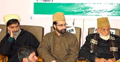 JRL Writes To UN Secretary General, Demands 'Commission Of Inquiry' For HR Violations In JK