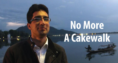 No More A Cakewalk