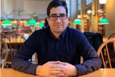 Events Led To Exodus Of Kashmir Pandits Blot On Our History: Shah Faesal